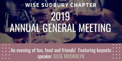 WISE Sudbury Chapter 2019 AGM