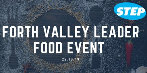 Tourism Month: Forth Valley Leader Food Event
