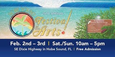18th Annual Hobe Sound Festival of the Arts