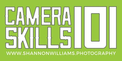 CAMERA SKILLS 101 @ COhatch | The HUB