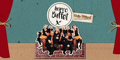 ImproBuffet - wild & würzig Tickets