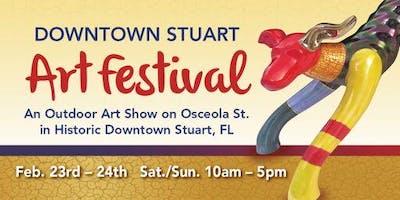 29th Annual Downtown Stuart Art Festival