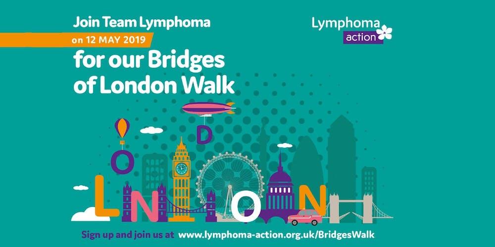 c305194bc Lymphoma Action Bridges of London Walk Tickets