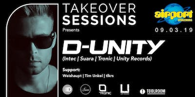 Takeover Sessions presents D-UNITY