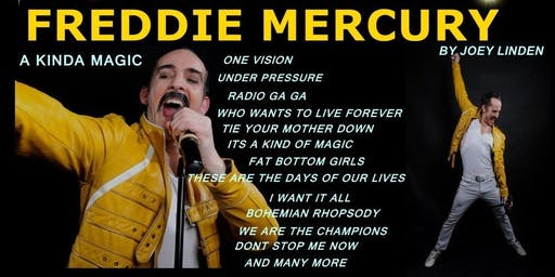 Freddie Mercury Tribute