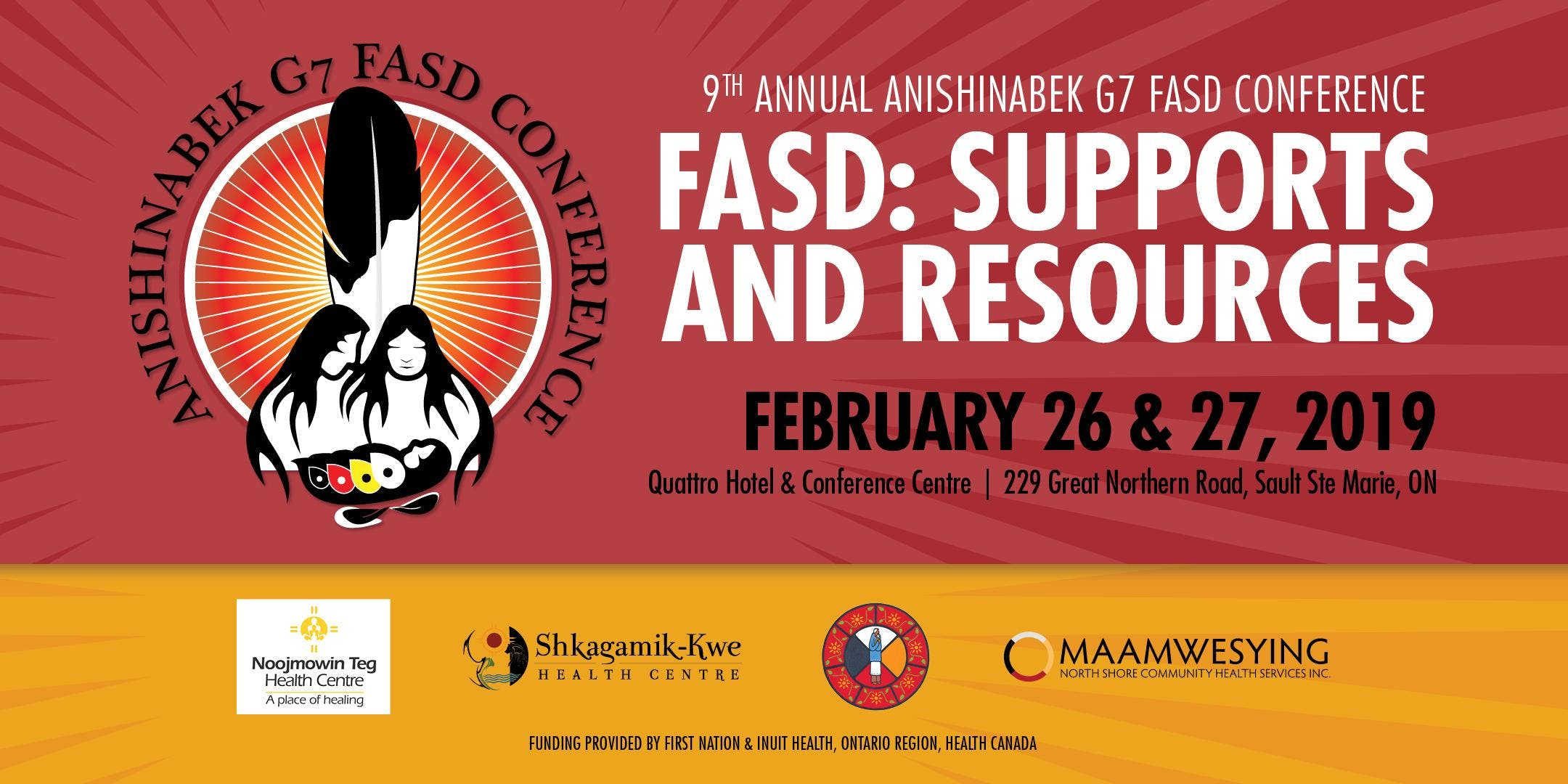Anishinabek G7 FASD Conference - FASD: Supports & Resources