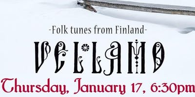 Vellamo – Music from Finland Concert at the Safety Harbor Public Library