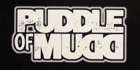 Puddle of Mudd - Lafayette, LA tickets