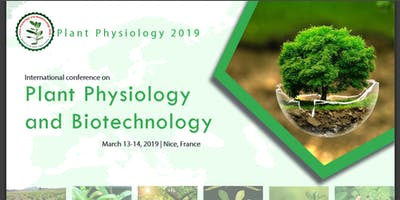 International conference on Plant Physiology and Biotechnology (CSE)
