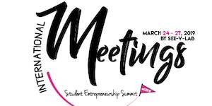 International Meetings of the Student Entrepreneurship ...