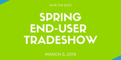 PPAW's Spring End-User Tradeshow: Suppliers