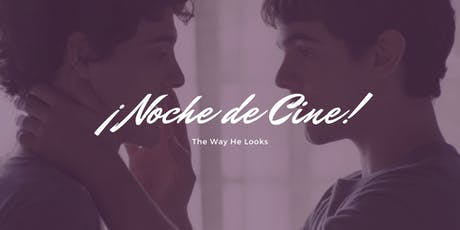Noche de Cine: The Way He Looks tickets