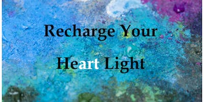 Recharge Your Heart Light: Mindfulness Exercise Paired with an Art and Music Experience