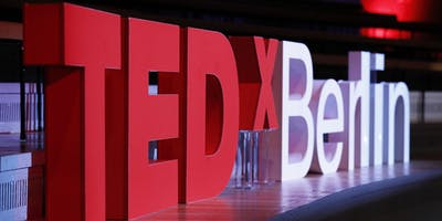 "TEDxBerlin \""SUPERPOWERS\"""
