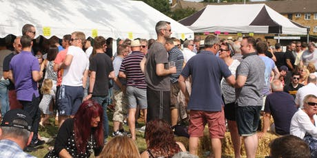 Potters Bar Beer Festival 2019 tickets