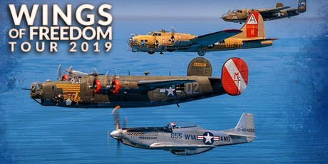 Wings of Freedom Tour and Reception Supporting First Responders tickets