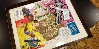 Crafting & Cocktails: Vision Boards