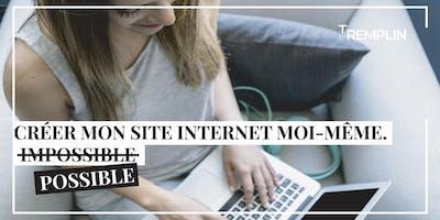 Créer son site soi-même en 15J - Ateliers Tremplin (Gratuits pour les abonnés)