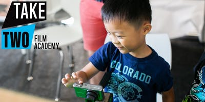 Animation Camp Summer 2019 Downtown 5-7 year olds