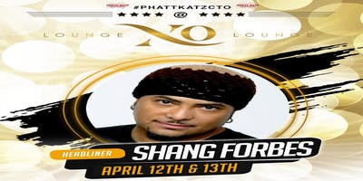 Shang Forbes LIVE in Jacksonville