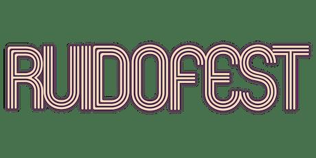 Ruido Fest 2019 tickets