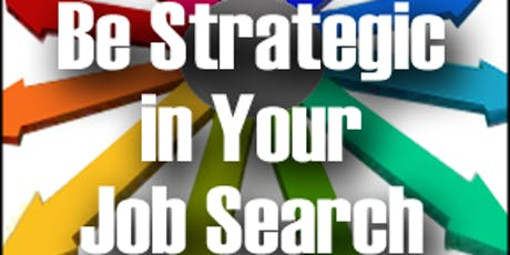 Strategic Job Search & Utilizing Hiring Preferences tickets
