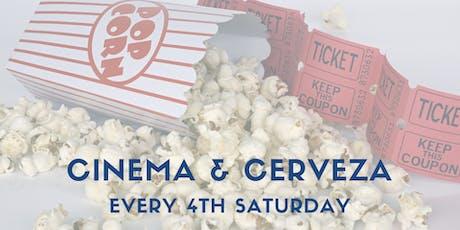 Cinema & Cerveza tickets