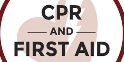 AHA Heartsaver First Aid - AU VPC