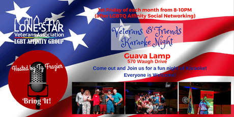 LGBT Family & Friends Karaoke Night tickets