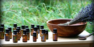 Tea & Essential Oil Series: Healthy Digestion & Healthy Body Image.