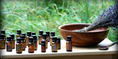Tea & Essential Oil Series: Healthy Digestion & Healthy Body Image.
