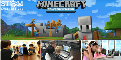 Minecraft Mania Summer Camp (Ages 9-11)