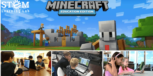 CALGARY: Minecraft Mania Summer Camp (Ages 9-11)