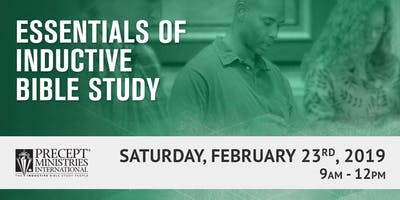 Essentials of Inductive Bible Study - Brantford ON