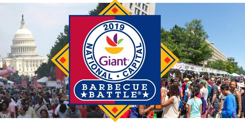 27th Annual Giant National Capital Barbecue Battle Tickets Multiple Dates