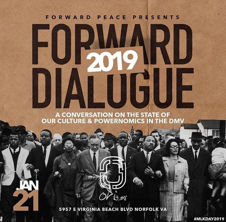 Forward Peace presents Forward Dialogue