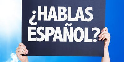 Beginning Spanish-1A-Palm Bay- 6 Week Class-$50