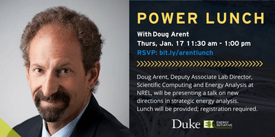 Power Lunch with Doug Arent, Jan. 17