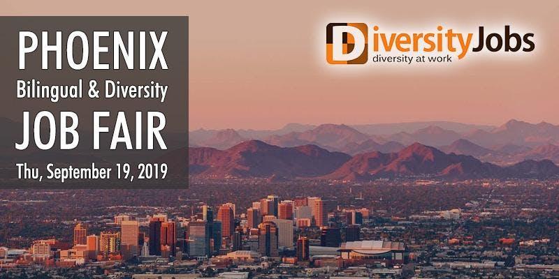 Phoenix Bilingual & Diversity Job Fair