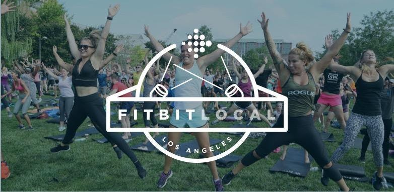 Fitbit Local Spring Forward Yoga Flow