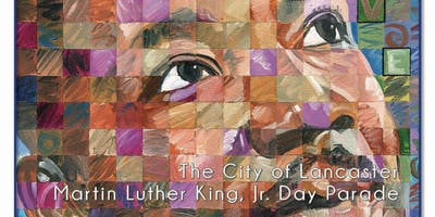 City of Lancaster Martin Luther King Parade
