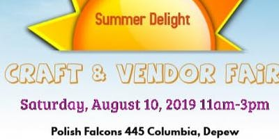 Summer Delight Craft & Vendor Fair