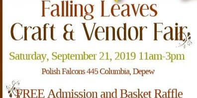 Falling Leaves Craft & Vendor Fair