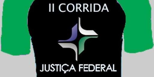 II CORRIDA E CAMINHADA DA JUSTIÇA FEDERAL 5K E 10K