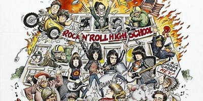 Rock & Roll High School Screening & Punk Rock Dance Party