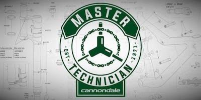 Cannondale Master Tech Training - Traverse City, MI