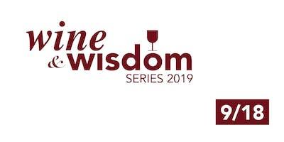 Wine + Wisdom