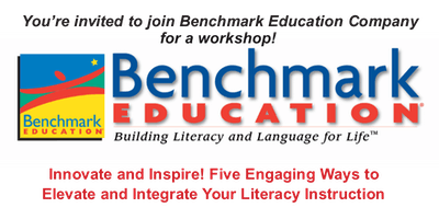 Benchmark Education Company New Jersey Literacy Workshop