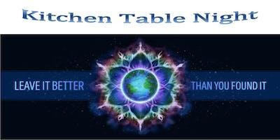 Kitchen Table Night
