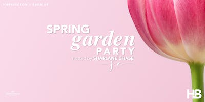 Spring Garden Party with Sharlane Chase